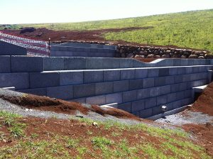 Gravity Wall Systems - Mass Concrete - Retaining Wall